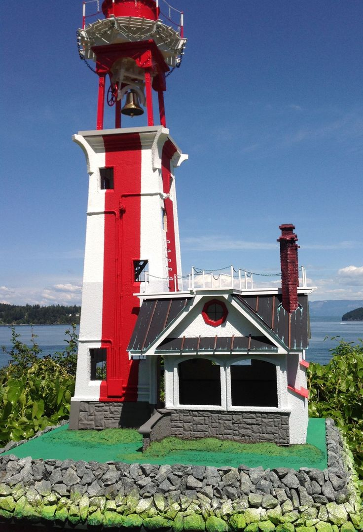 31 Best Lighthouse Dollhouse Images On Pinterest Light
