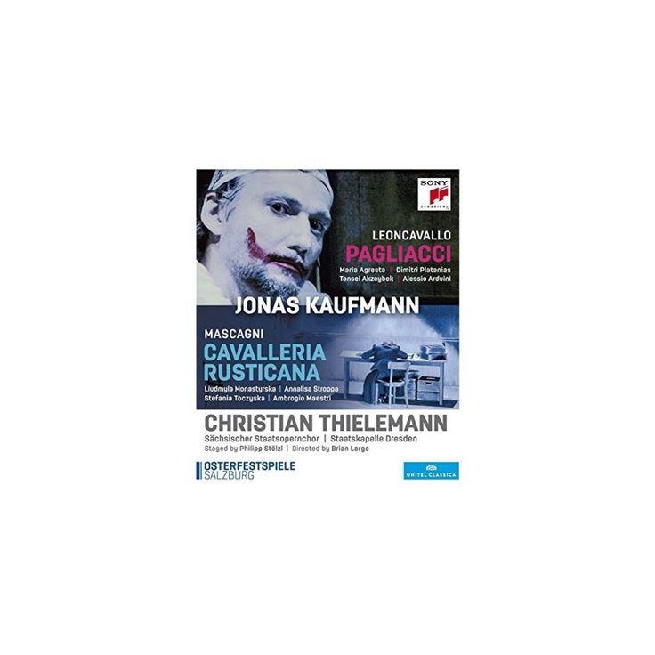 Cavalleria Rusticana (Osterfestspiele Salzburg) [Blu-ray]