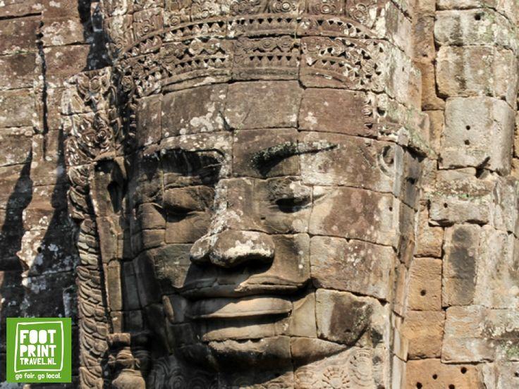 Cambodja reizen | Blog: Van deze video viel onze mond open! Angkor Wat vanuit de lucht. Wat ontzettend mooi! - Footprint Travel