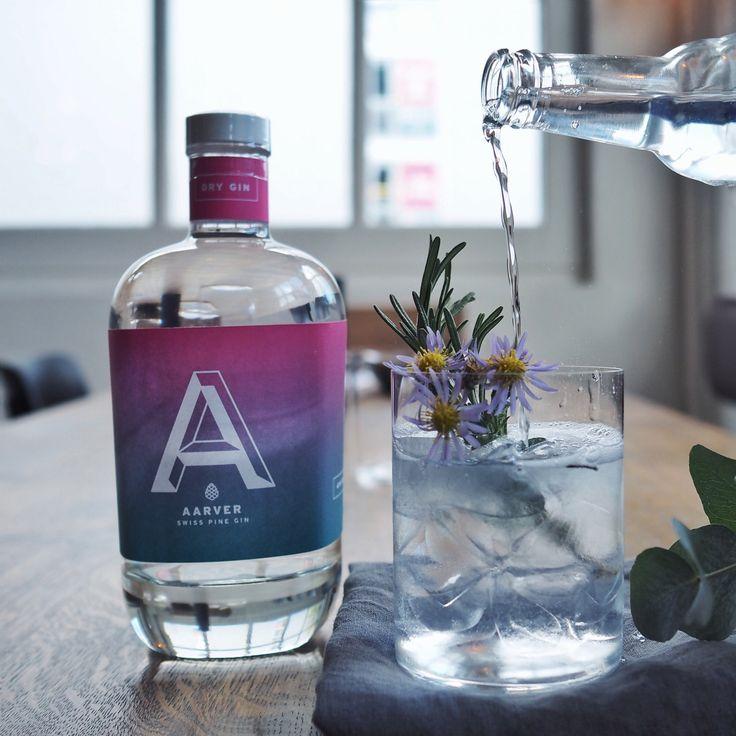 Aarver Gin Swiss