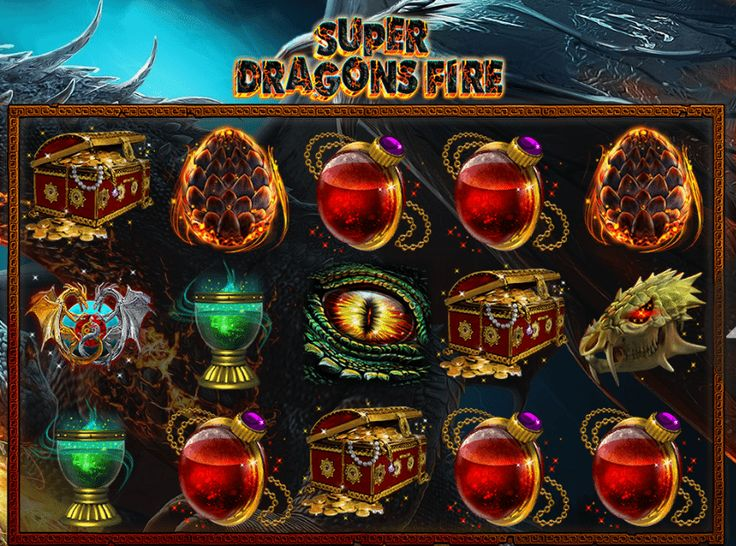 Super Dragons Fire - http://www.777free-slots.com/slot-machine-super-dragons-fire-online-free/