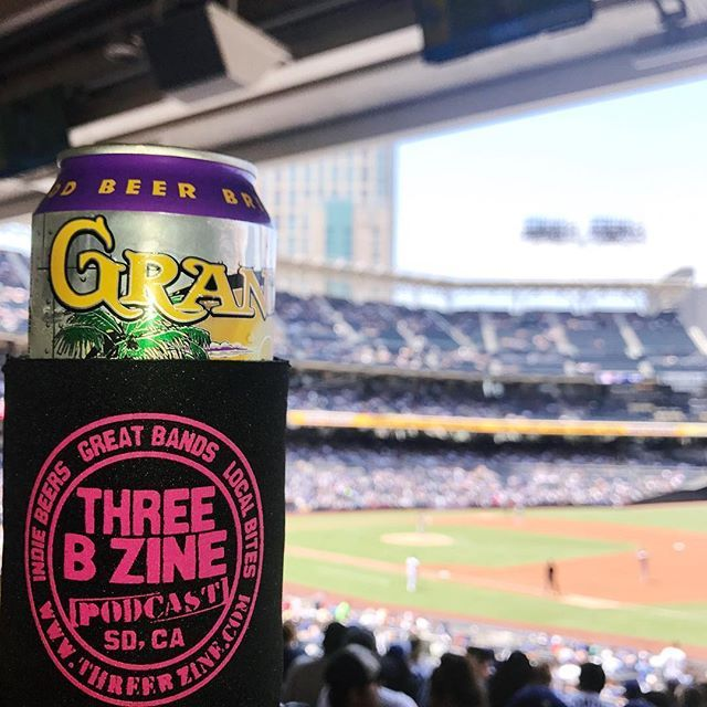 Summer Saturday at #PetcoPark watching my @padres with some @pizzaportbrewingco by my side! Let's go #Padres! #SDBeer #SanDiego #IndieBeer #craftbeer #SDinHD #PizzaPort #PizzaPortBrewing #Summer #THREEBZINE #sandiego #sandiegoconnection #sdlocals #sandiegolocals - posted by Three B Zine Podcast! https://www.instagram.com/threebzine_podcast. See more San Diego Beer at http://sdconnection.com