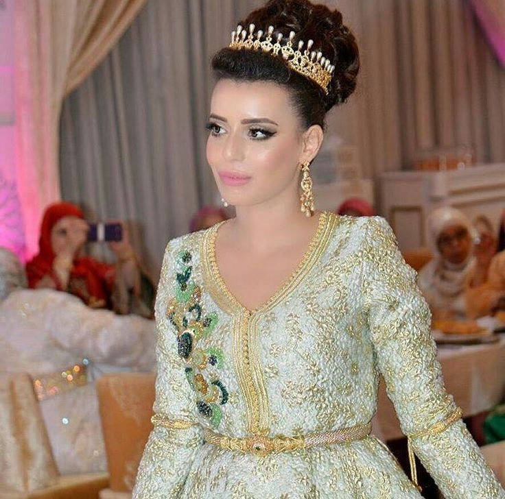 Moroccan Princesses | Nuriyah O. Martinez | Caftan