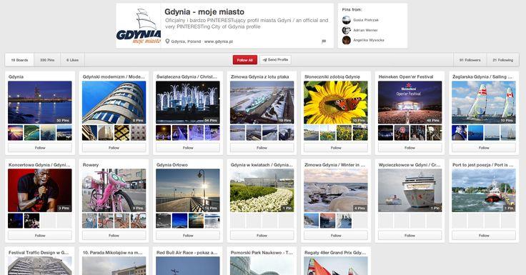 @Gdynia - moje miasto