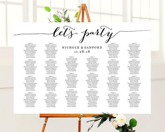 Best 25+ Seating chart template ideas on Pinterest Seating chart - seating chart templates