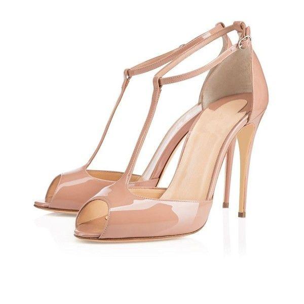 Womens High Heel Sandals| Peep Toe T