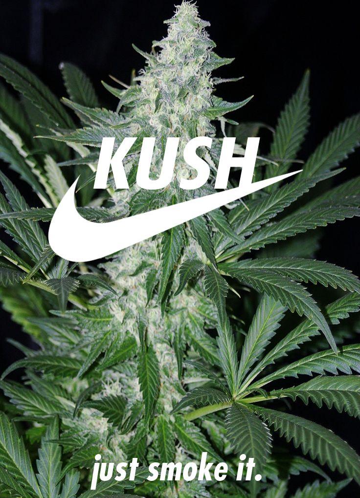 #kush #marihuana #thc #smoke #nike