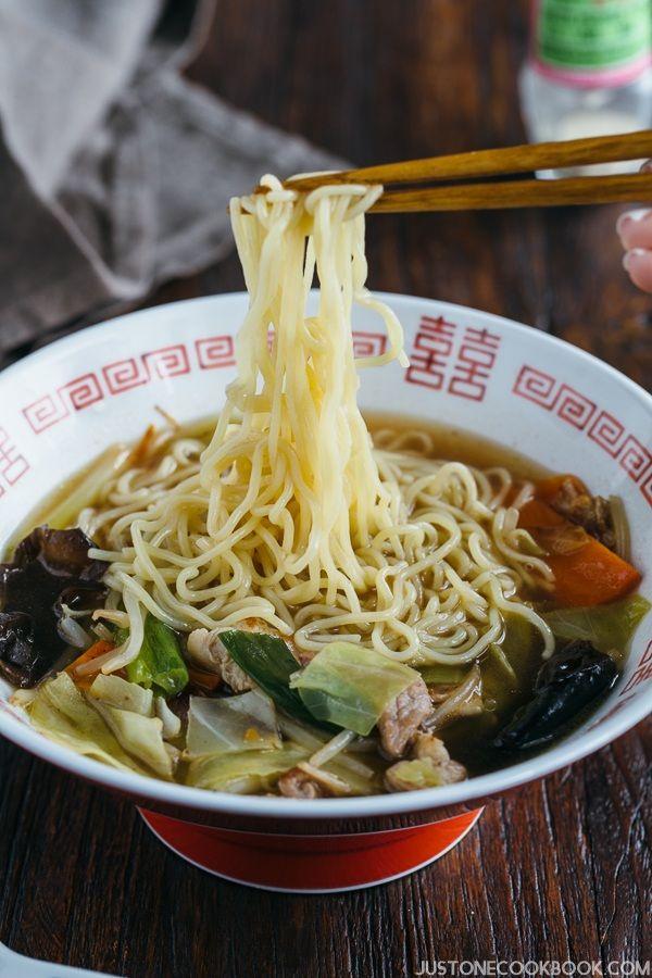 Tan-Men タンメン   Easy Japanese Recipes at JustOneCookbook.com