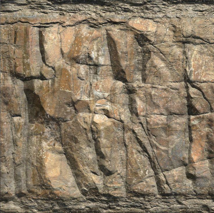 ArtStation - Rock Tile, Sangwook Lee