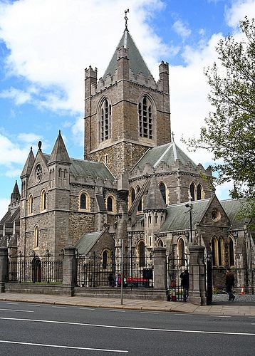 christ church cathedral dublin - Google Search