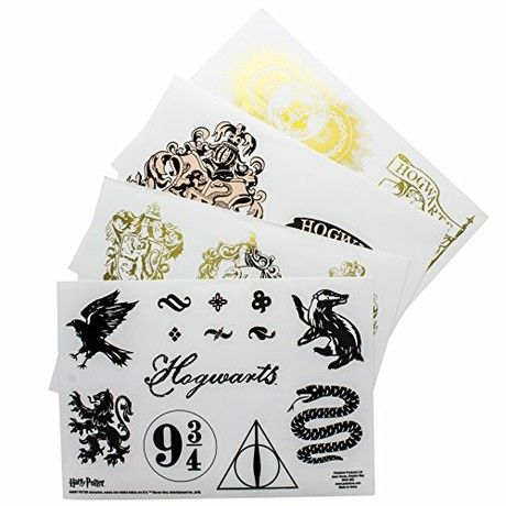 Harry Potter Paladone Gadget Decal Stickers