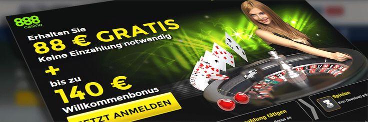 #888 Casino - Eins von berühmtesten Online #Casinos überall! Alles darüber und SpielautomatenSammlung + Casino Spiele, die du da spielen kannst!