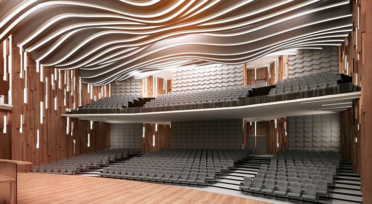 auditorium design standards - Google Search                                                                                                                                                                                 More