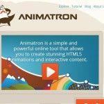 Animatron, aplicación web para hacer animaciones con ayuda de HTML5 - http://www.cleardata.com.ar/internet/animatron-aplicacion-web-para-hacer-animaciones-con-ayuda-de-html5.html