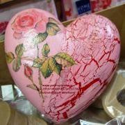 φελιζόλ καρδιά ραγισμένη 15mm