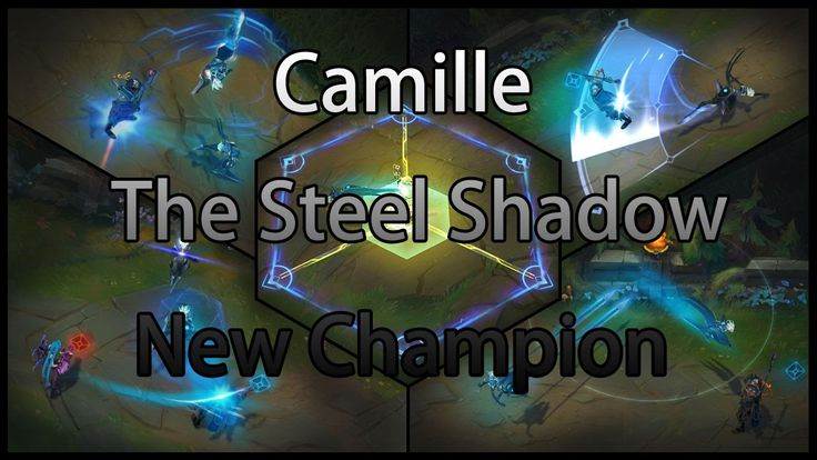 New Champion Camille Abilities https://www.youtube.com/watch?v=LgfE_am09RU #games #LeagueOfLegends #esports #lol #riot #Worlds #gaming