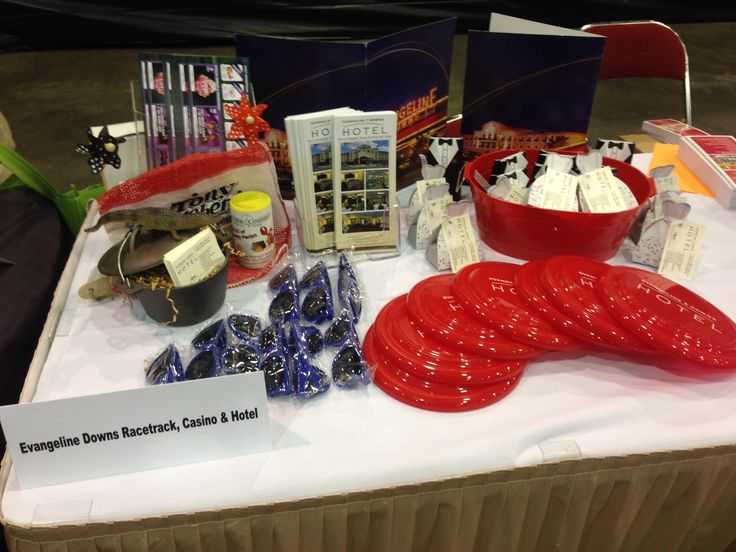 Our table at the Louisiana Tourism Summit August 2014 in Kenner, LA #EVDHotel #TravelShowcaseBreakfast
