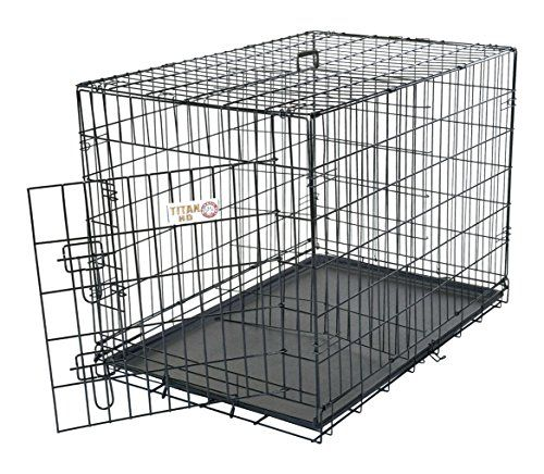 30 inch Single Door Folding Dog Crate By Majestic Pet Products Medium Review https://dogcratereview.info/30-inch-single-door-folding-dog-crate-by-majestic-pet-products-medium-review/