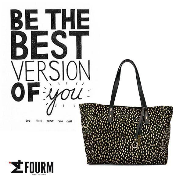 Scegli la versione migliore di te su... E tu quale shopper #iFourM sei? http://www.ifourm.it/vendita/borsa-a-mano-e-tracolla-g-220_49.htm