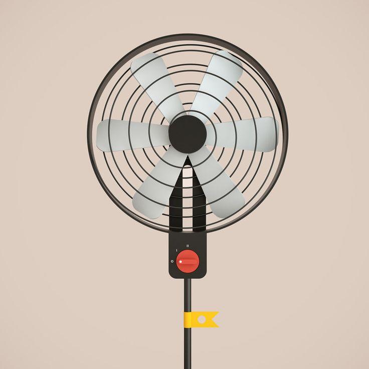 Whirlwind Fan