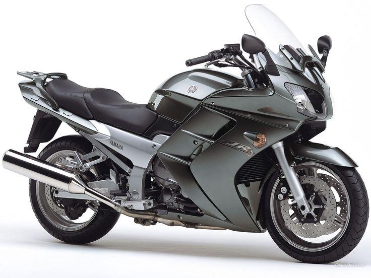 Yamaha Fjrmodels