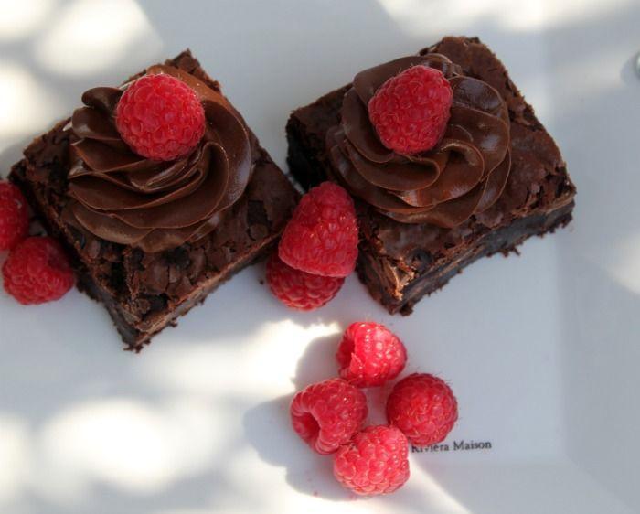 Passion 4 baking » Delicious Fudge Brownie