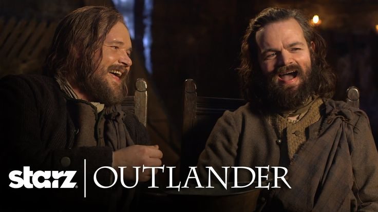 Outlander   Would You Rather with Stephen & Grant   STARZ - YouTube