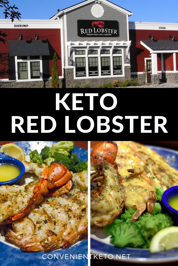 Low Carb Red Lobster Ordering Guide [2019 Keto