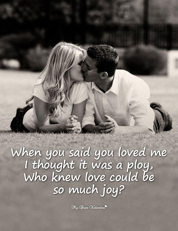 Super Romantic Love Quotes For Him