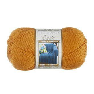 Bernat Satin yarn