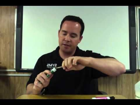 Here is a quick trick on how to make your dry-erase markers last longer