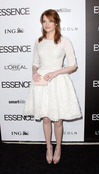 Emma Stone: Emma Stone, Red Carpet, Essence Black, Hollywood Luncheon, Photo Galleries, Black Women