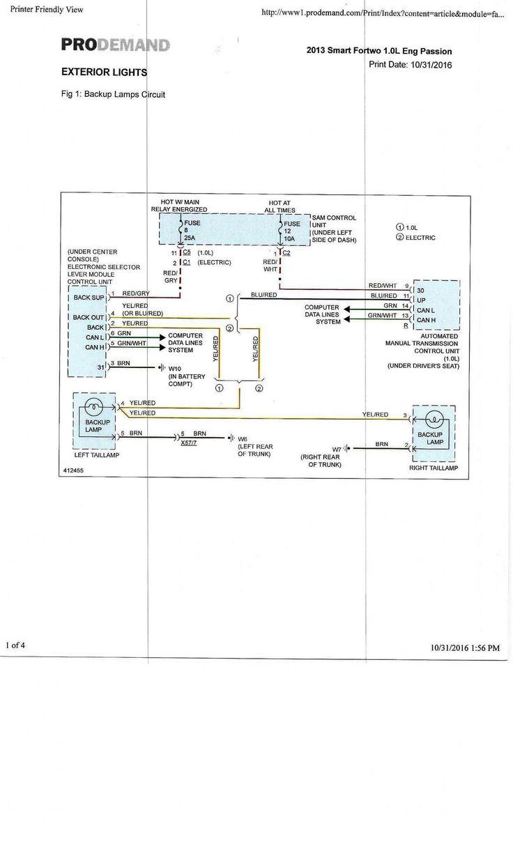 Unique Car Headlamp Wiring Diagram