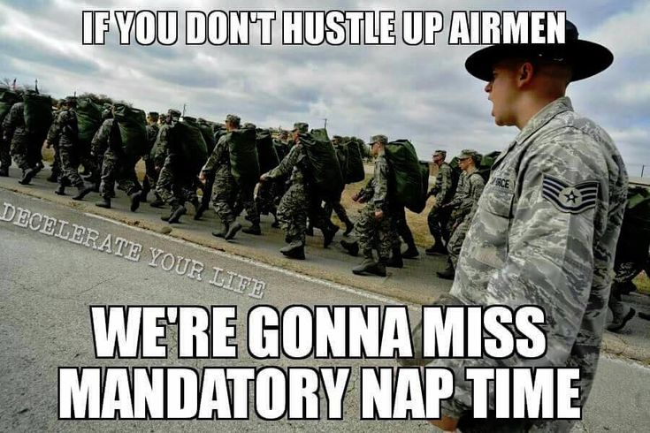 Air-Force-basic-training-nap-time-funny-military-memes                                                                                                                                                                                 More