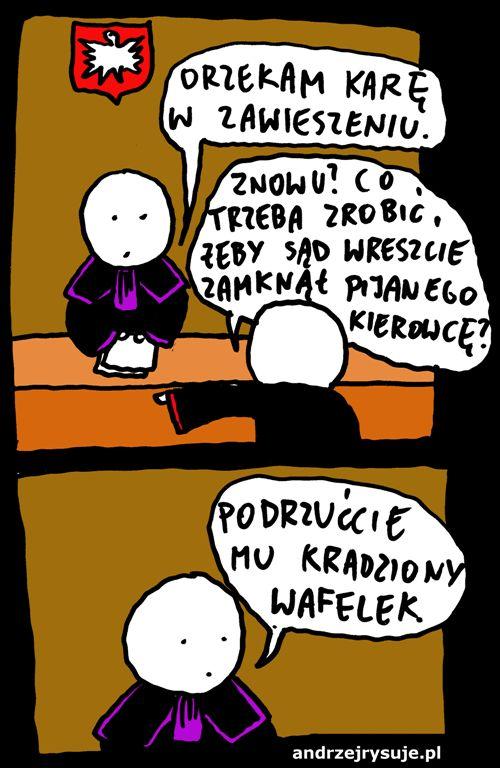 sad pijani kierowcy polskie prawo
