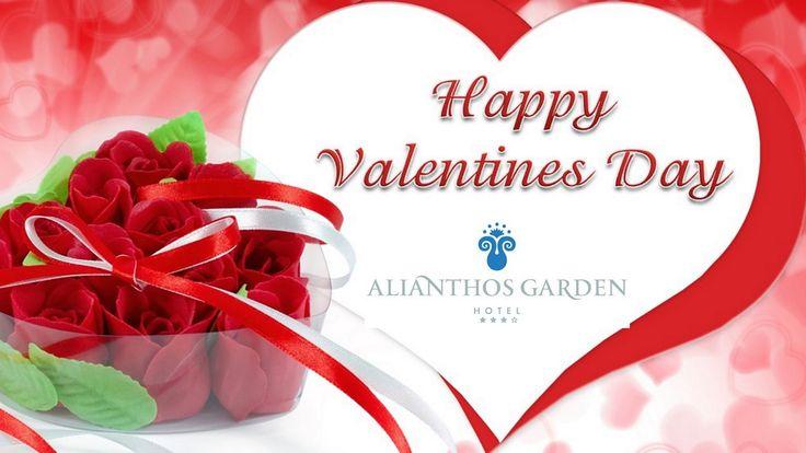 Happy Valentines Day! Alles Gute zum Valentinstag! Χρόνια πολλά σε όλους τους ερωτευμένους!  www.alianthos.gr - info@alianthos.gr