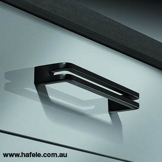 Häfele creates it's furniture handle collection: designs and finished for every taste