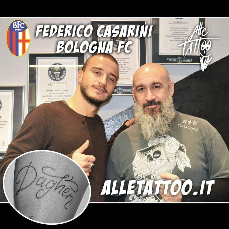 Federico Casarini-Bologna FC