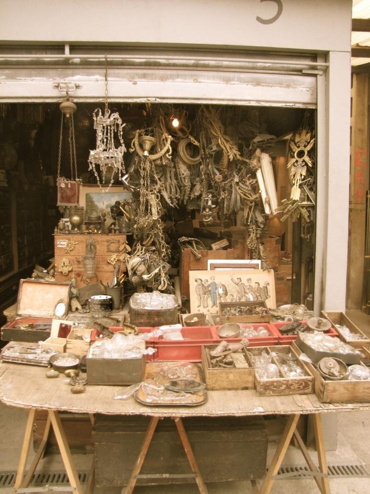 Go antiquing at the Marche aux Puces www.girlsguidetoparis.com/archives/paris-shopping-tours-the-antiques-diva/#.UeRl_xYWxUQ