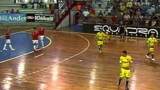 futbol sala venezolano - YouTube