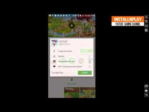How to install android game and Play