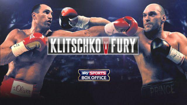 Wladimir Klitschko vs. Tyson Fury II para el próximo 9 de julio