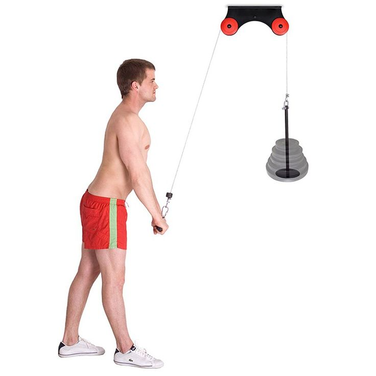 Ceiling-Mount Lat Pulldown/ High Pulley                                                                                                                                                                                 More
