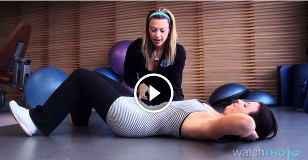 how to get flat stomach after pregnancy fast  after giving