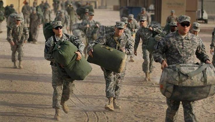 Οι ΗΠΑ στέλνουν 600 στρατιώτες των ειδικών δυνάμεων στο Ιράκ