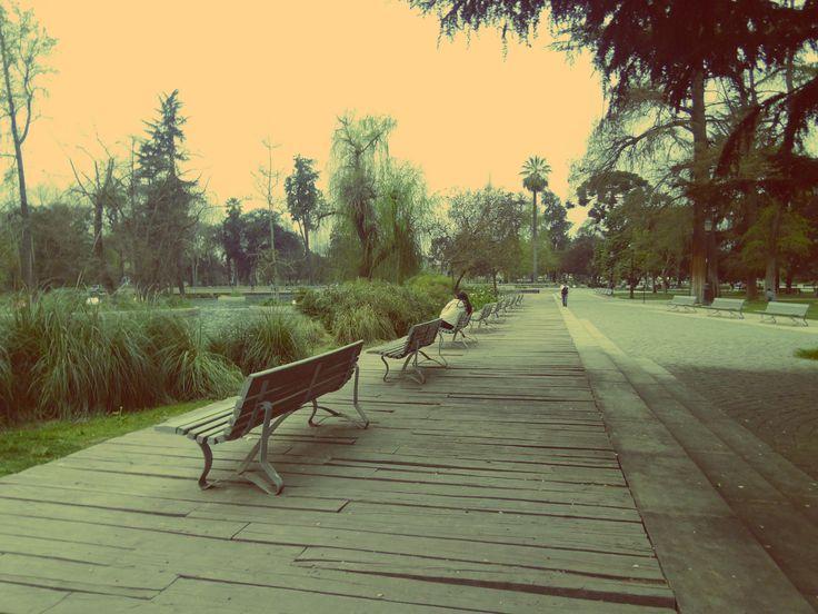 Parque Quinta Normal, Comuna de Quinta Normal, SantIago
