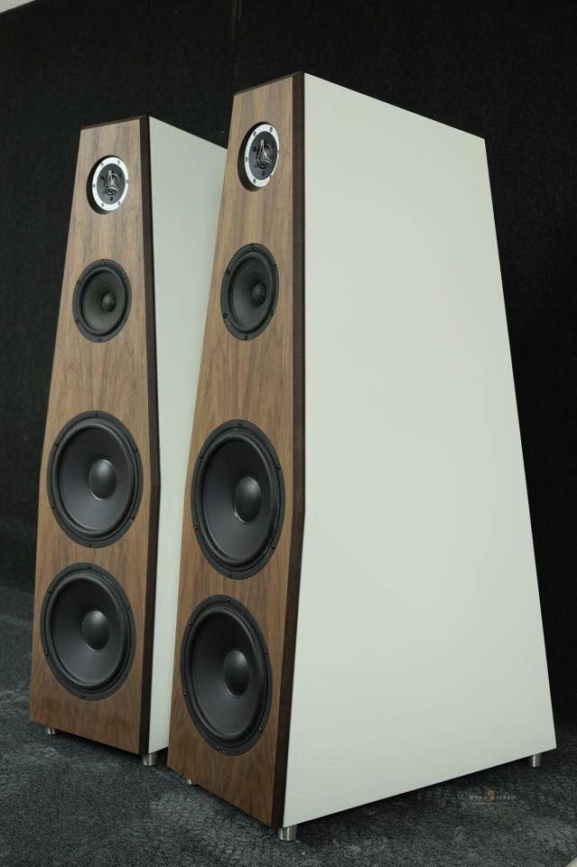 Mono and Stereo High-End Audio Magazine: NEW KAISER AKUSTICS FURIOSO