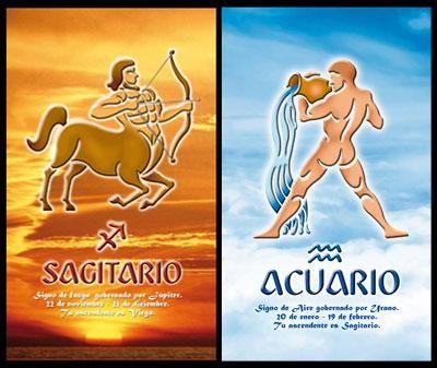 Aquarius woman and sagittarius man relationship