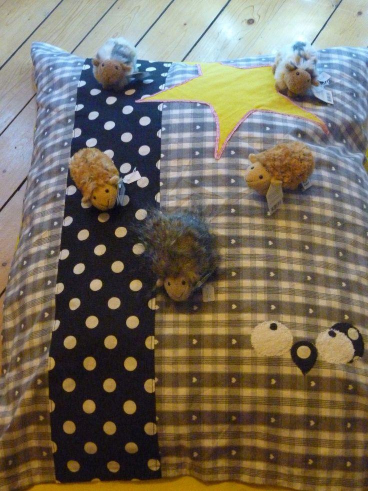 edredon enfant coton enti rement d houssable duvet. Black Bedroom Furniture Sets. Home Design Ideas