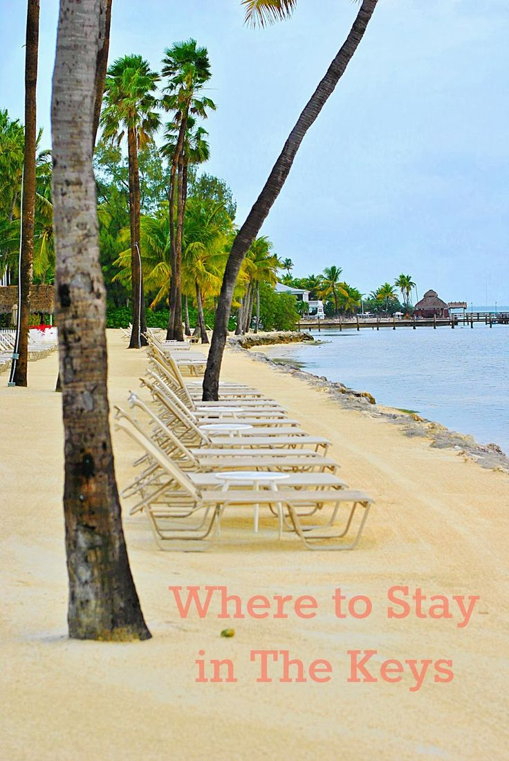Where to stay in the Florida Keys whether you want to save or splurge. #travel #familytravel